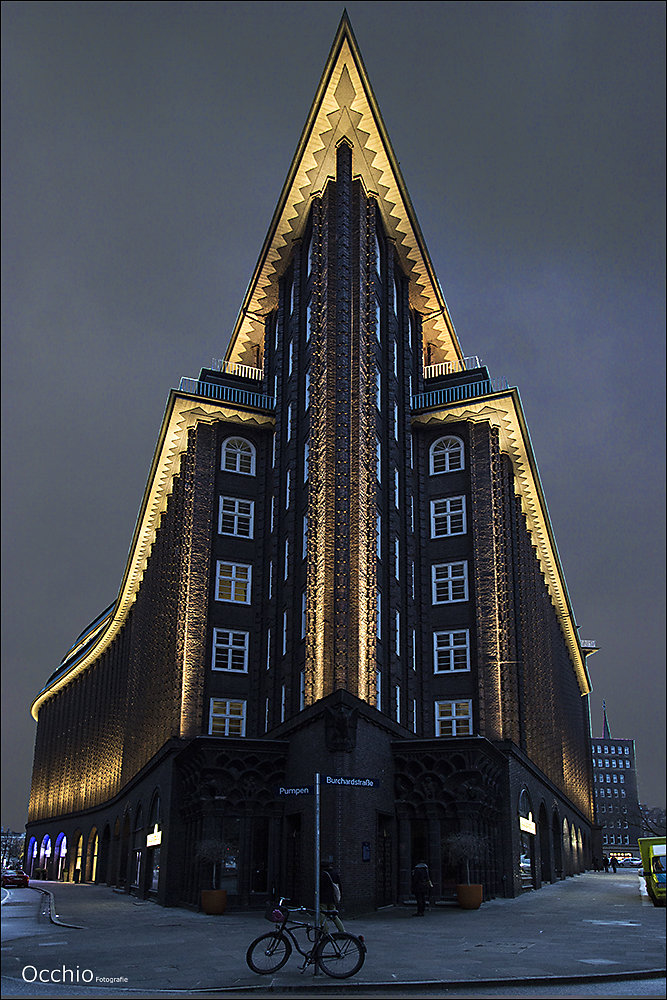 Chilehaus -Hamburg